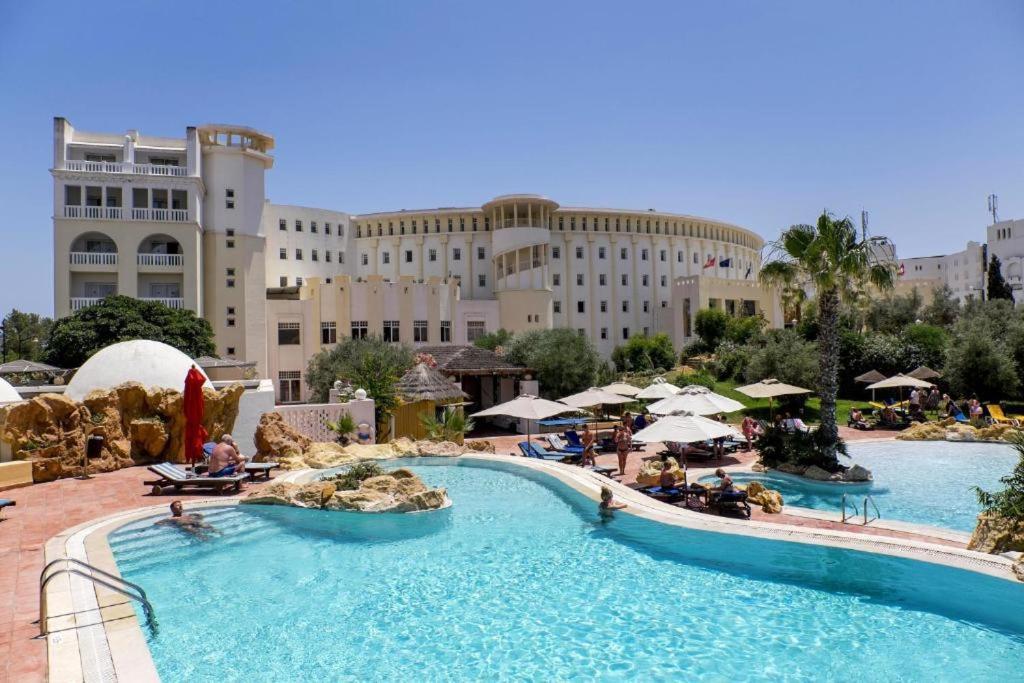 Отель Medina Solaria And Thalasso