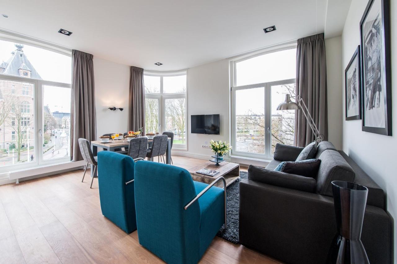 Апартаменты/квартиры Short Stay Group Tropen Serviced Apartments Amsterdam