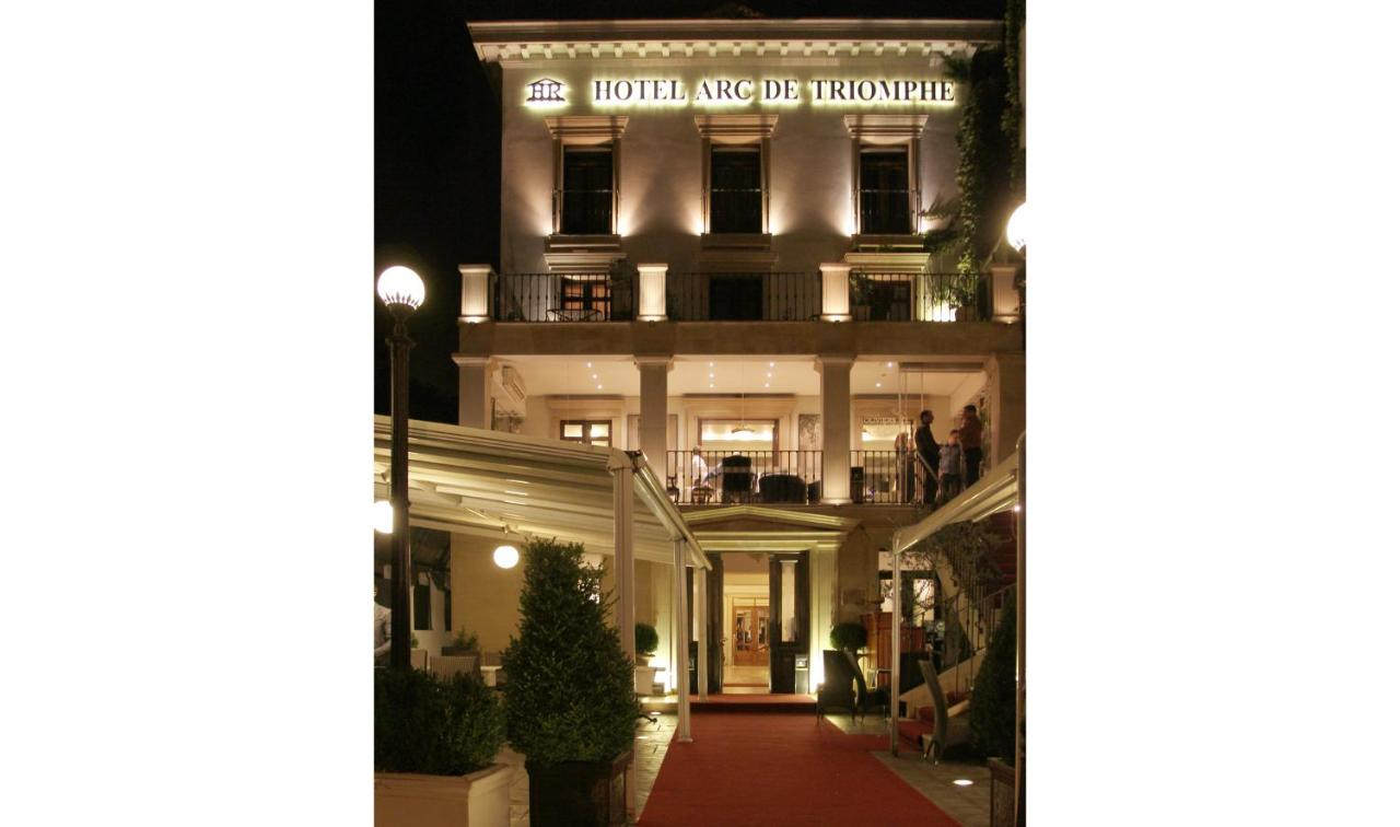 Residence Arc De Triomphe Bucharest Romania Booking Com