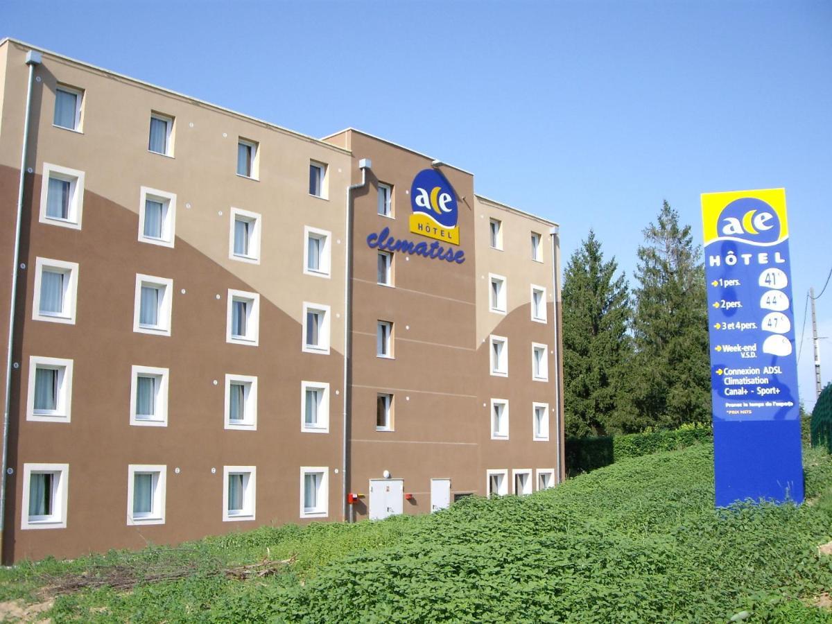Отель Ace Hotel Brive