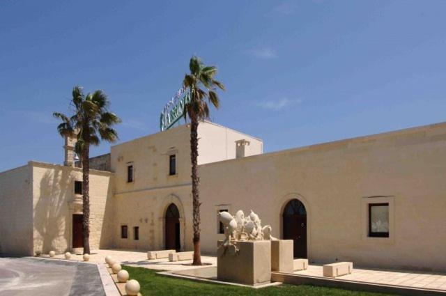 Edificio in cui si trova il villaggio turistico