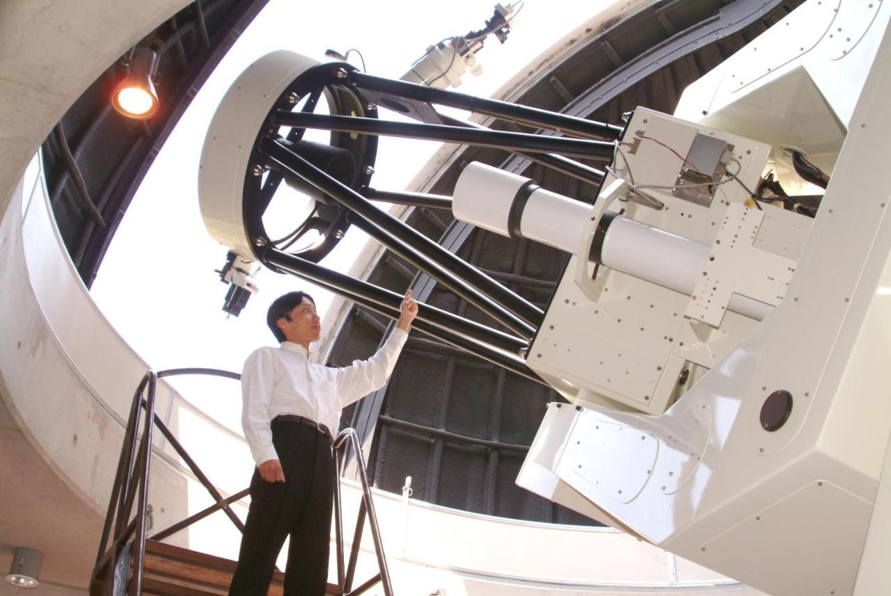 記念日におすすめのホテル・南阿蘇ルナ天文台 オーベルジュ 森のアトリエの写真1