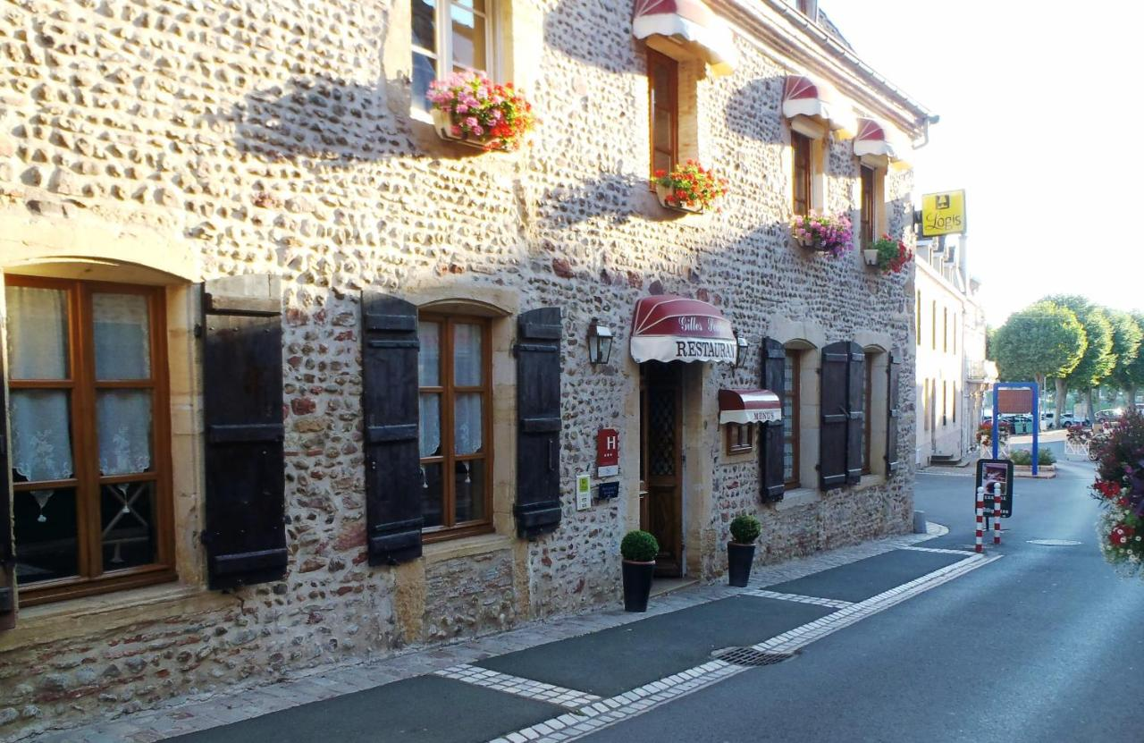 Hotels In Volesvres Burgundy