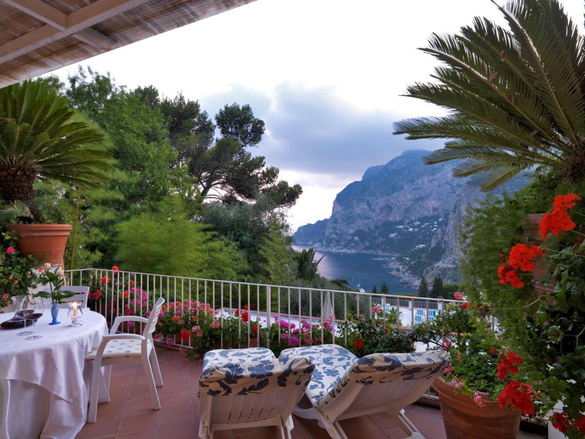 Hotel Villa Brunella Capri Italy Booking Com