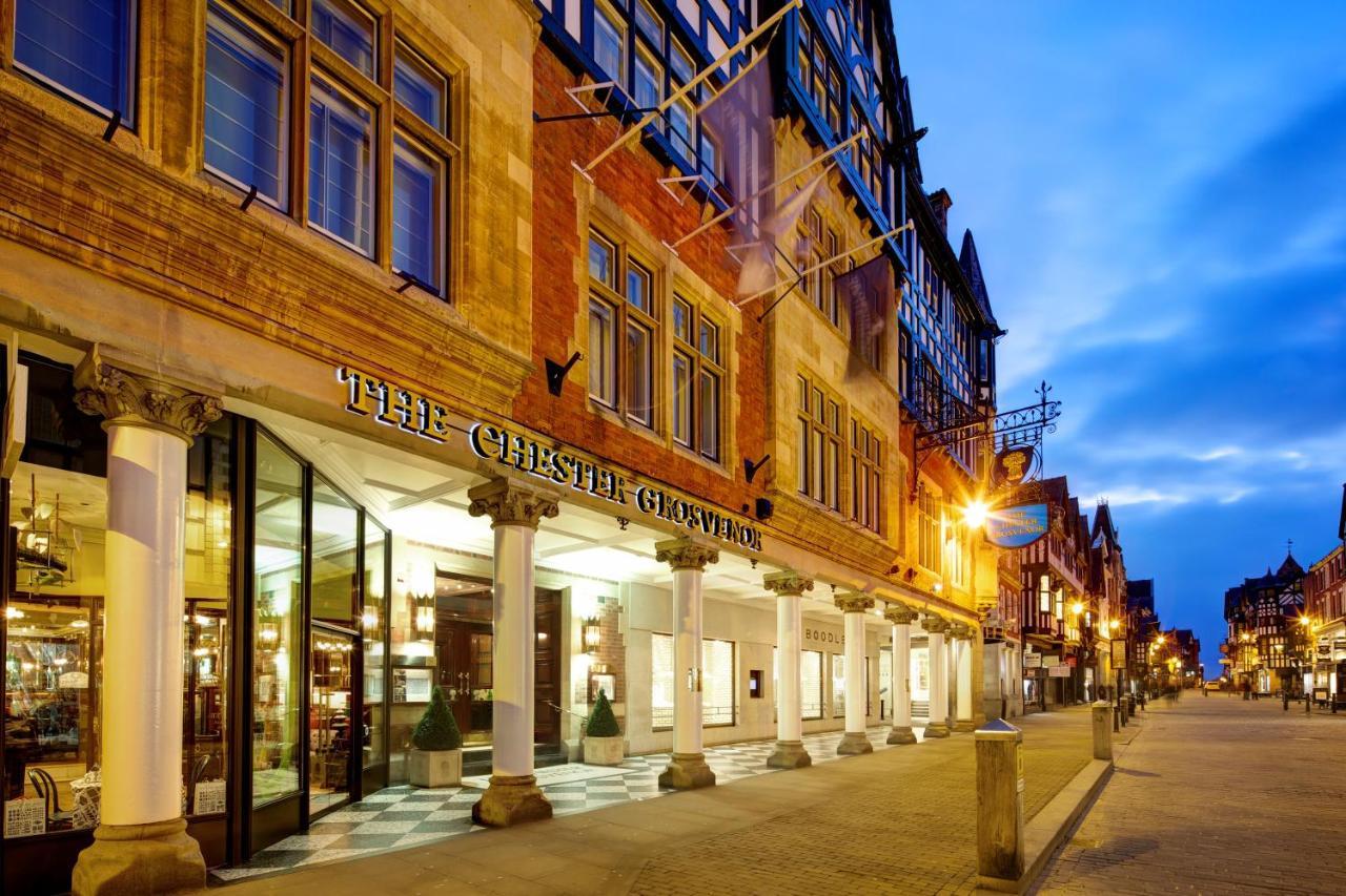 Отель  The Chester Grosvenor