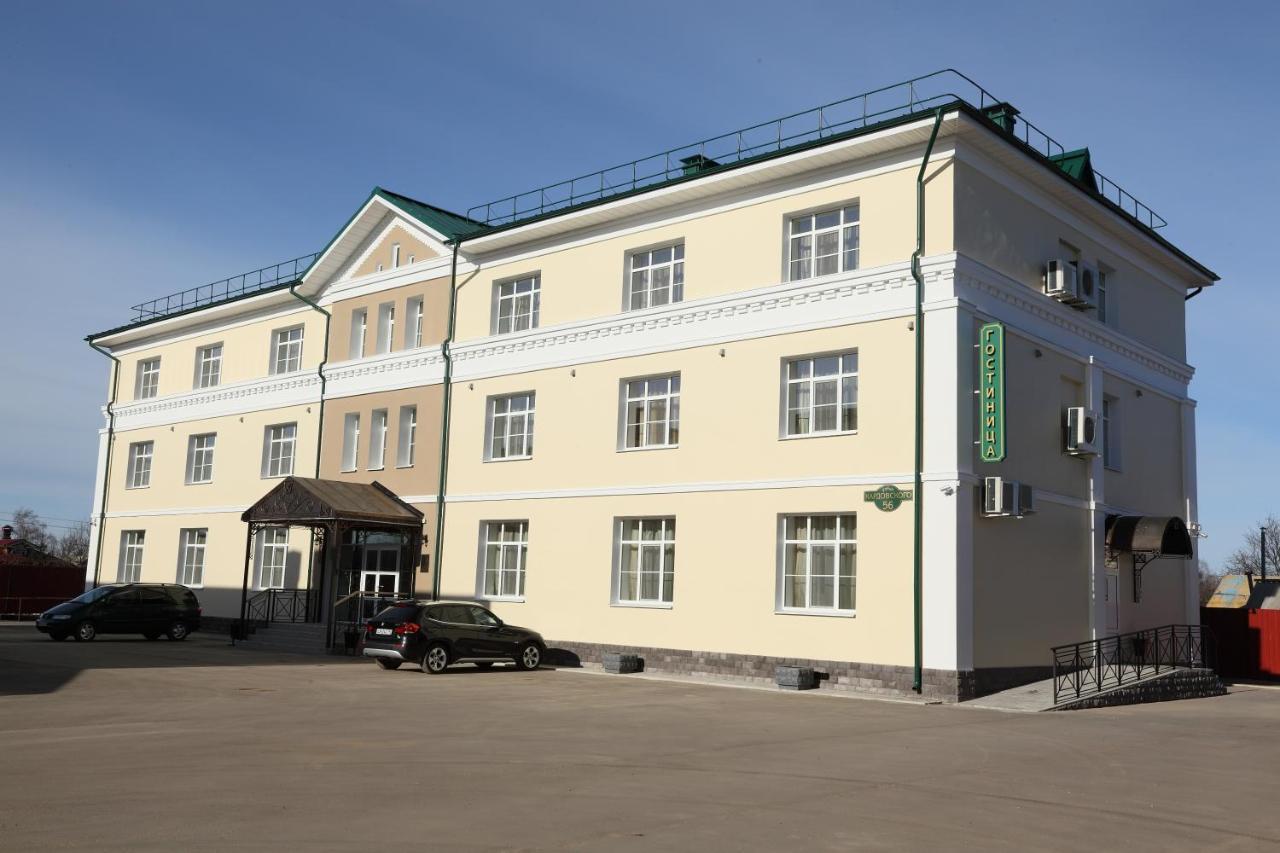 Отель  Отель Петровский