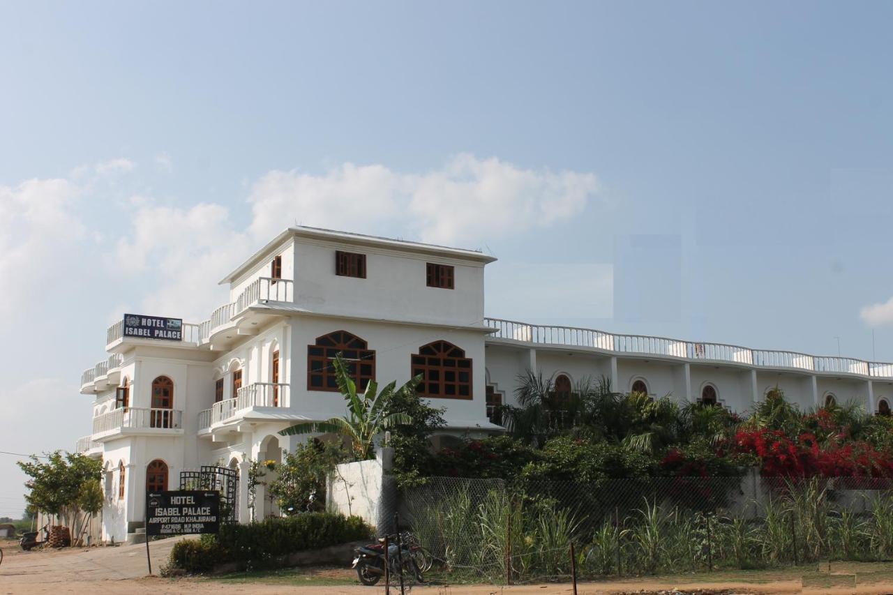 Отель  Hotel Isabel Palace