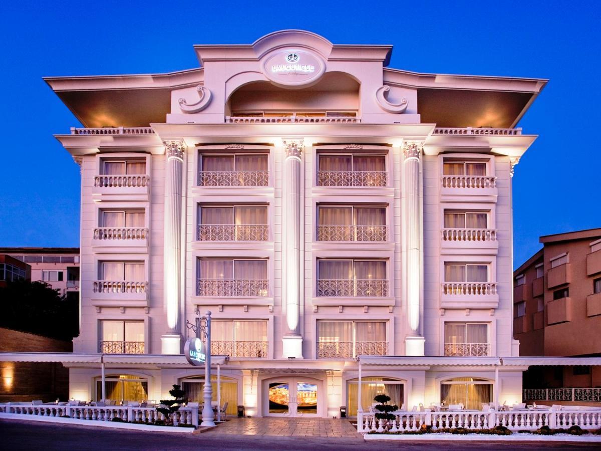 Отель  Отель  La Boutique Hotel - Adult Only