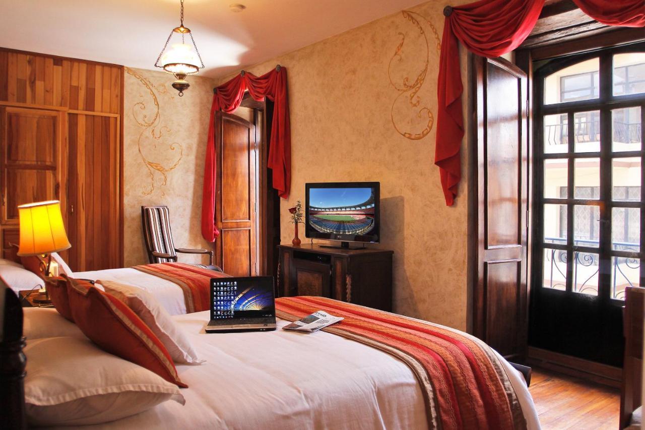 Отель Отель Hotel Boutique Los Balcones