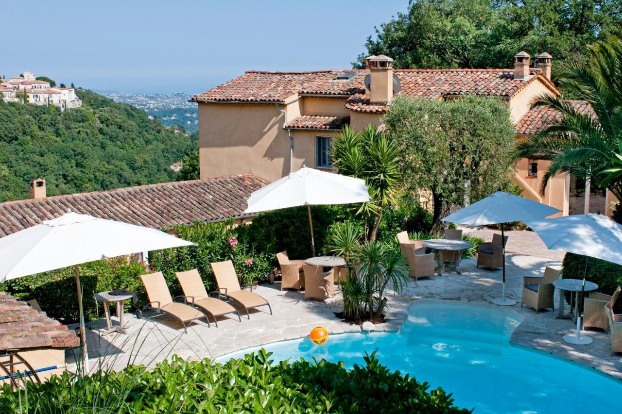 Отель типа «постель и завтрак»  La Colline De Vence