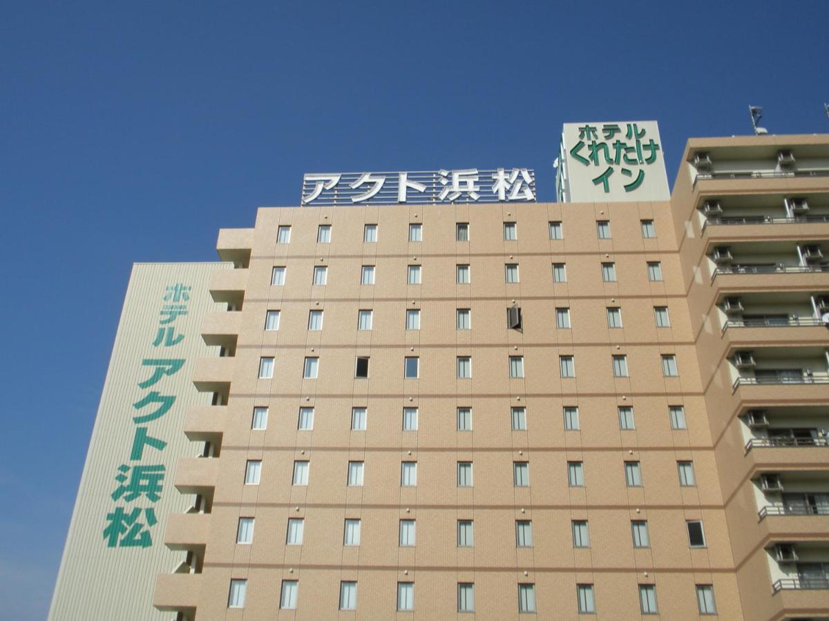 記念日におすすめのホテル・くれたけインアクト浜松の写真1