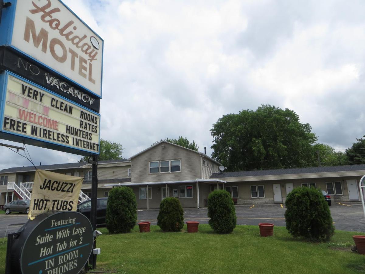 Мотель  Holiday Motel