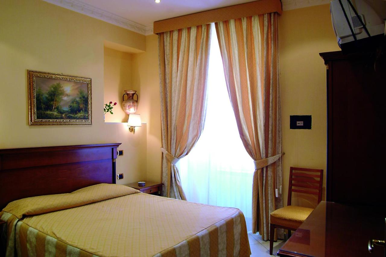 Hotel Meridiana Rome Italy Booking Com