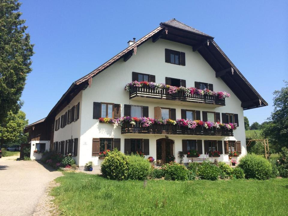 Accommodation Tiefgraben am Mondsee: Hotels - BERGFEX