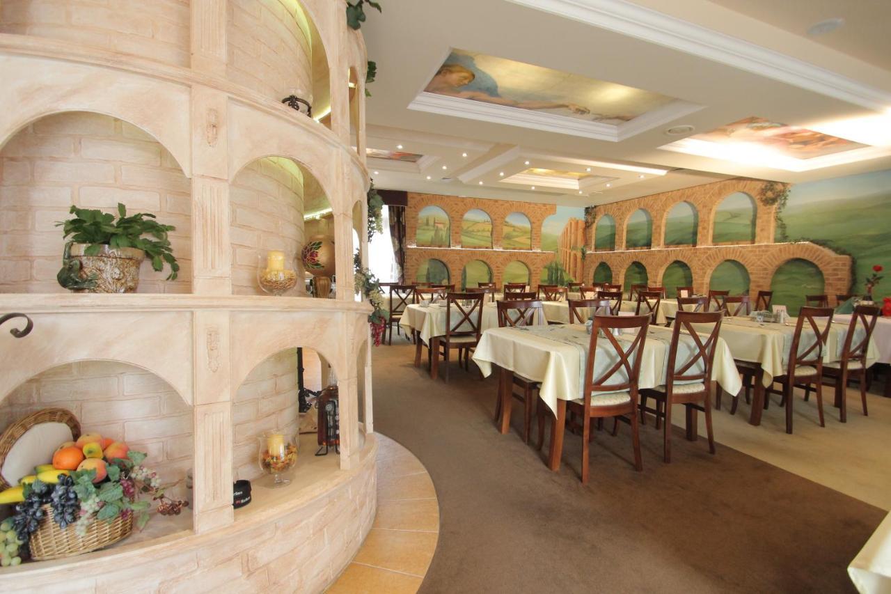 Комплекс для отдыха Villa Martini