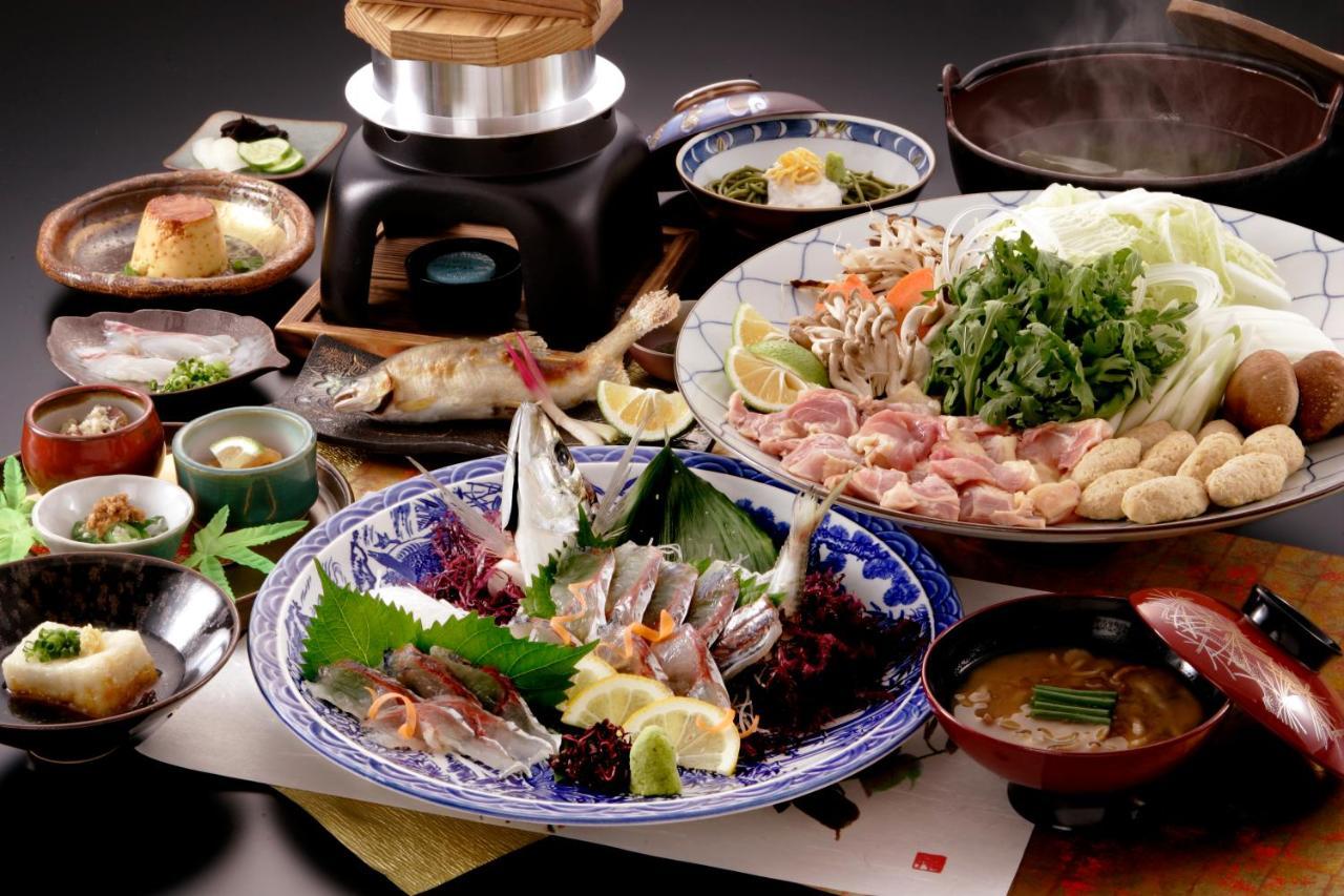 記念日におすすめのレストラン・御宿 由府両築の写真6