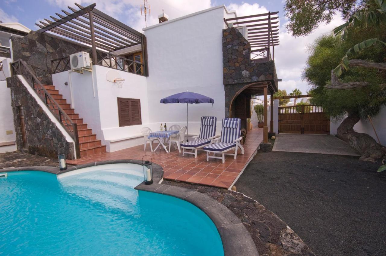 Villa Aloe, Puerto del Carmen, Spain - Booking.com