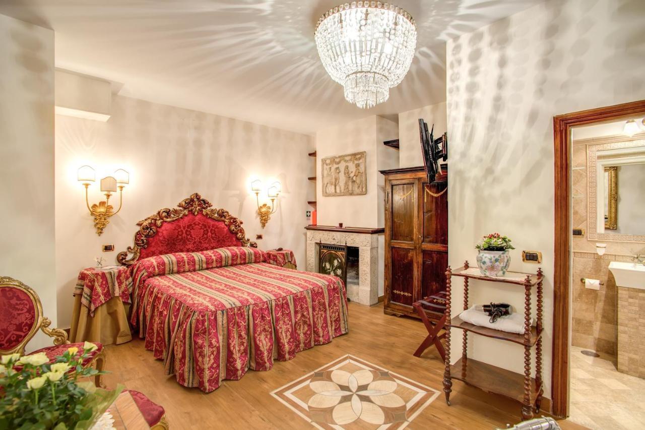 Отель типа «постель и завтрак»  Navona Gallery Suites