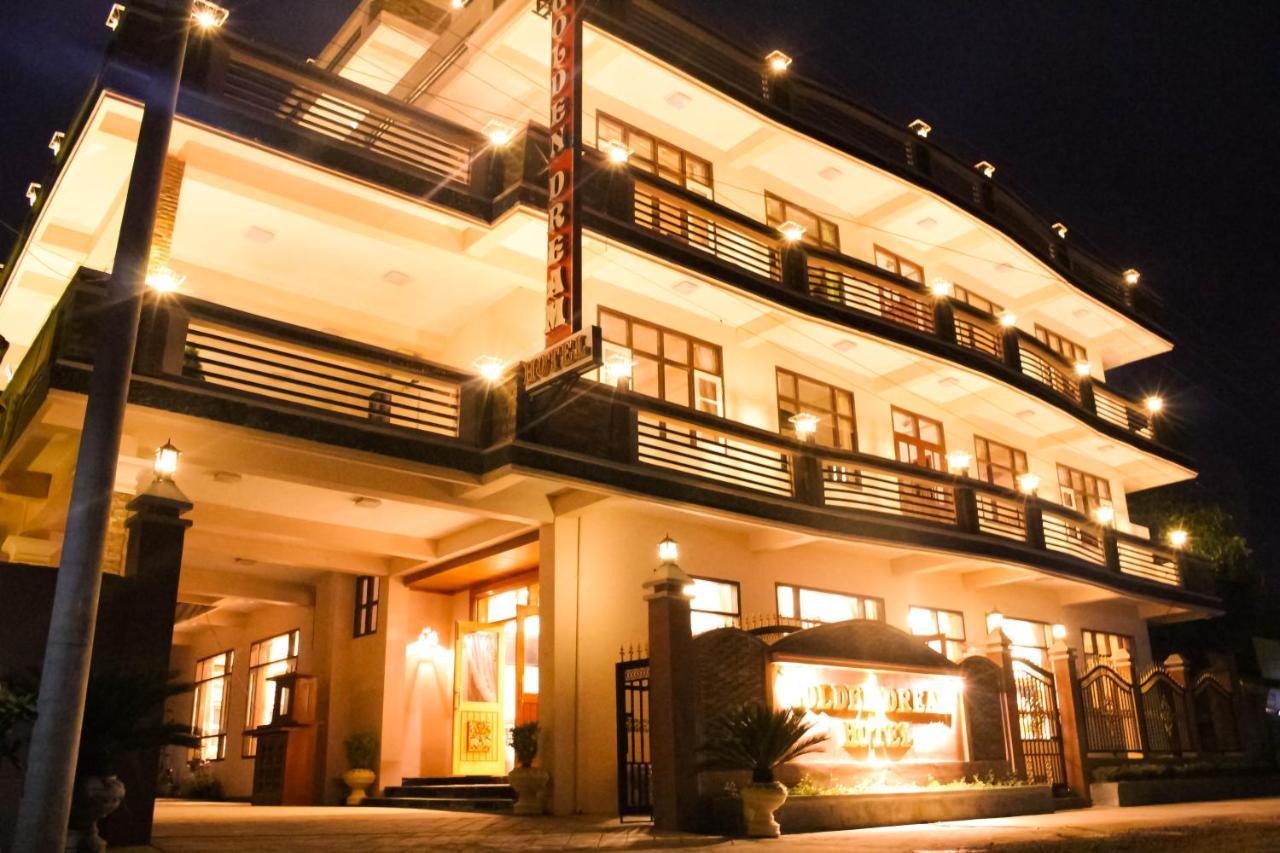 Отель Golden Dream Hotel