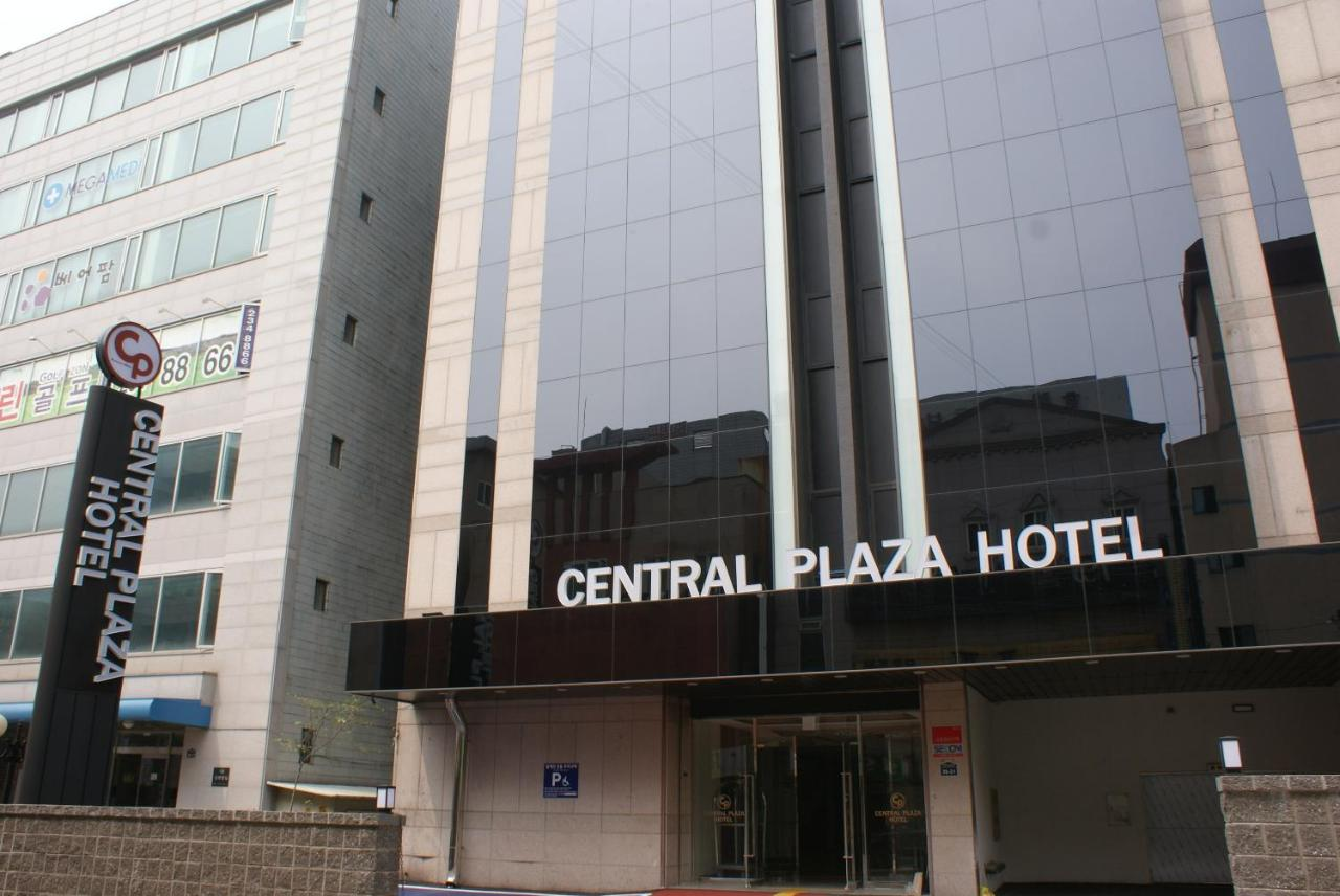 Отель  Central Plaza Hotel