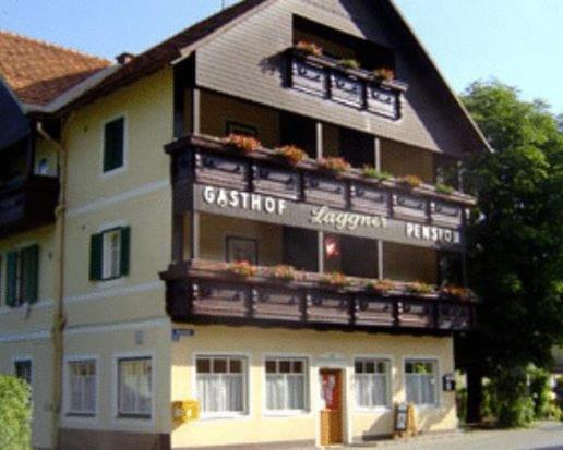 Гостевой дом  Gasthof Laggner
