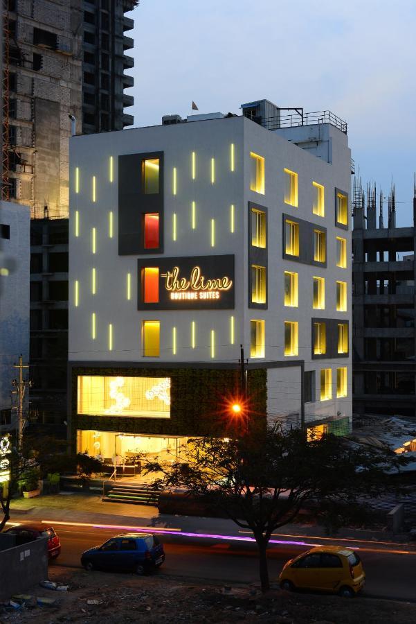 Отель  The Lime Boutique Suites