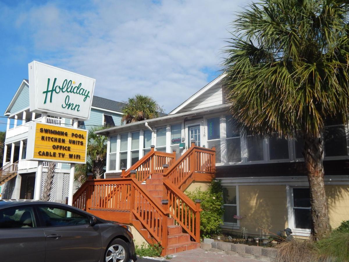 Мини-гостиница  Holliday Inn Of Folly Beach