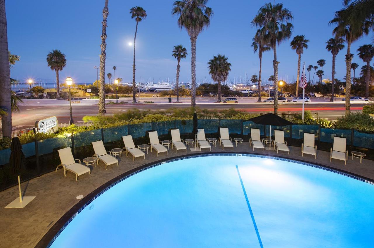 West Beach Inn A Coast Hotel Santa
