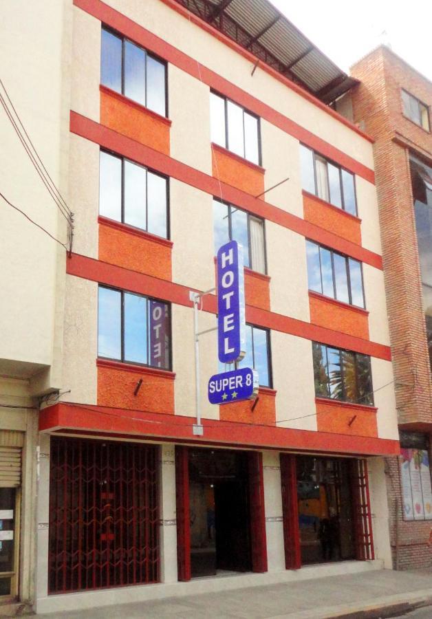 Отель Отель Hotel El Super 8