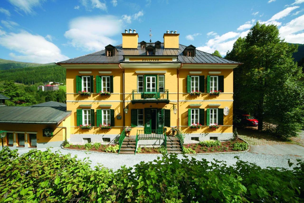 Отель  Villa Solitude