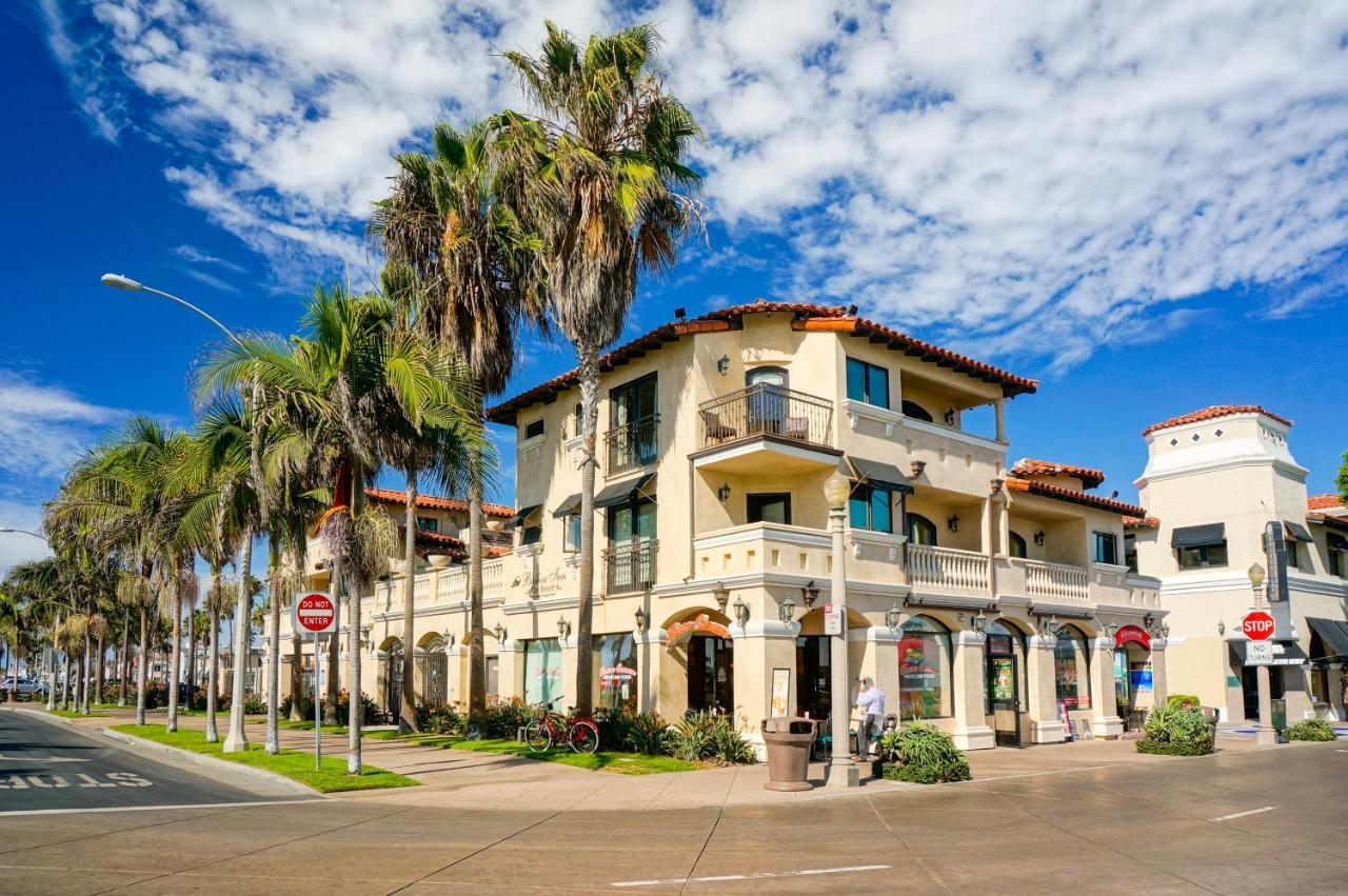 Balboa Inn On The Beach At Newport