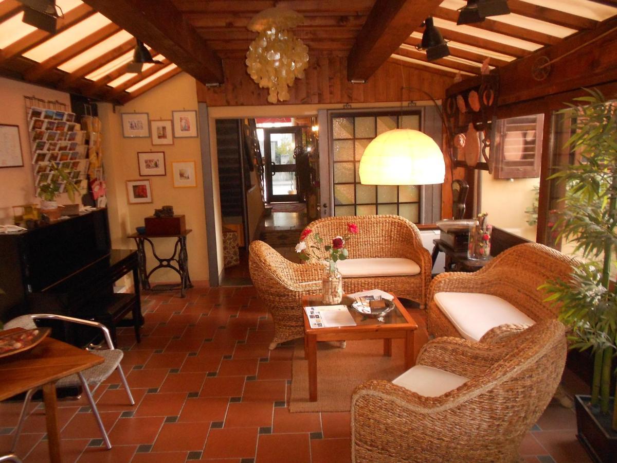 Отель Albergo Casa Al Sole