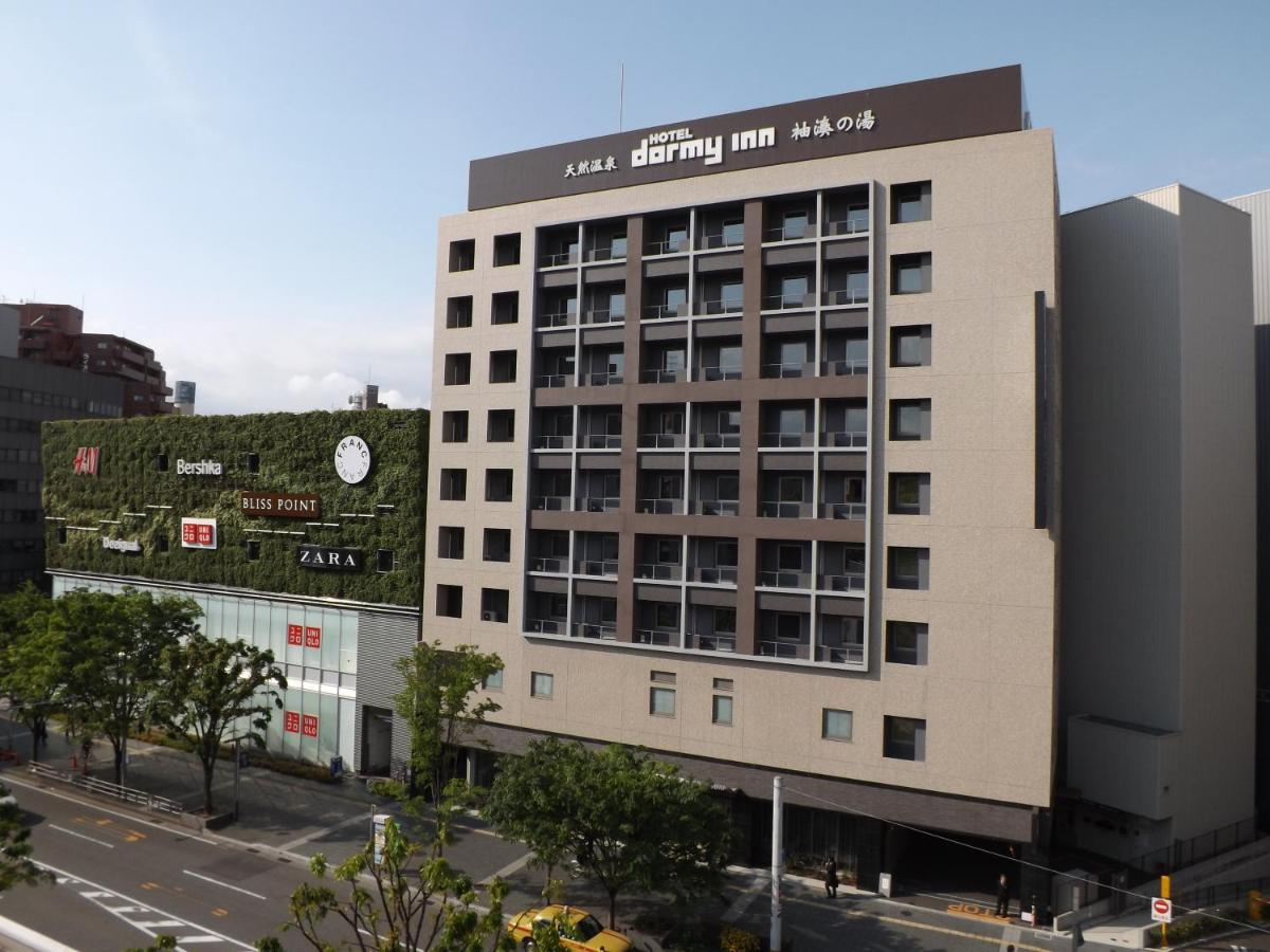 記念日におすすめのホテル・ドーミーインPREMIUM博多・キャナルシティ前の写真1