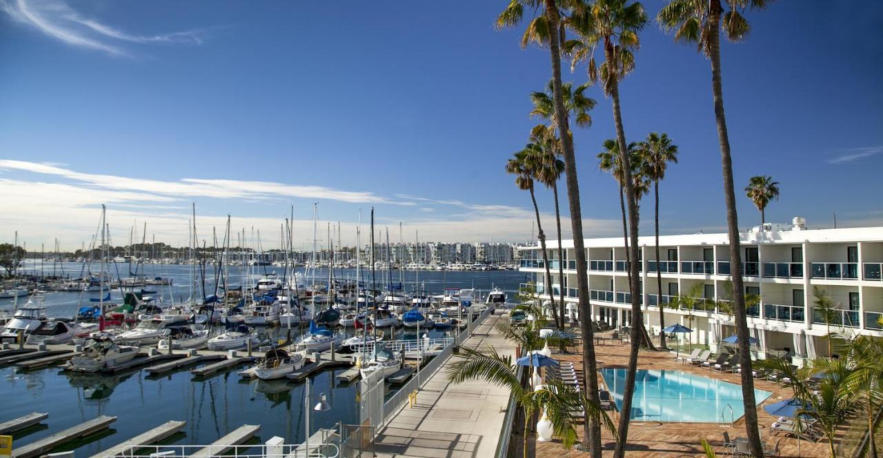 Marina Del Rey Hotel Los Angeles Ca