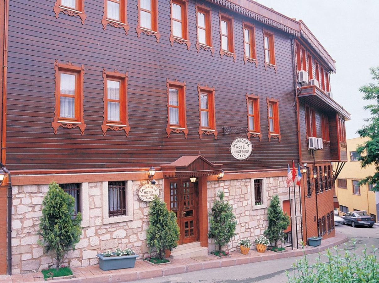 Отель  Отель  Hotel Tashkonak Istanbul