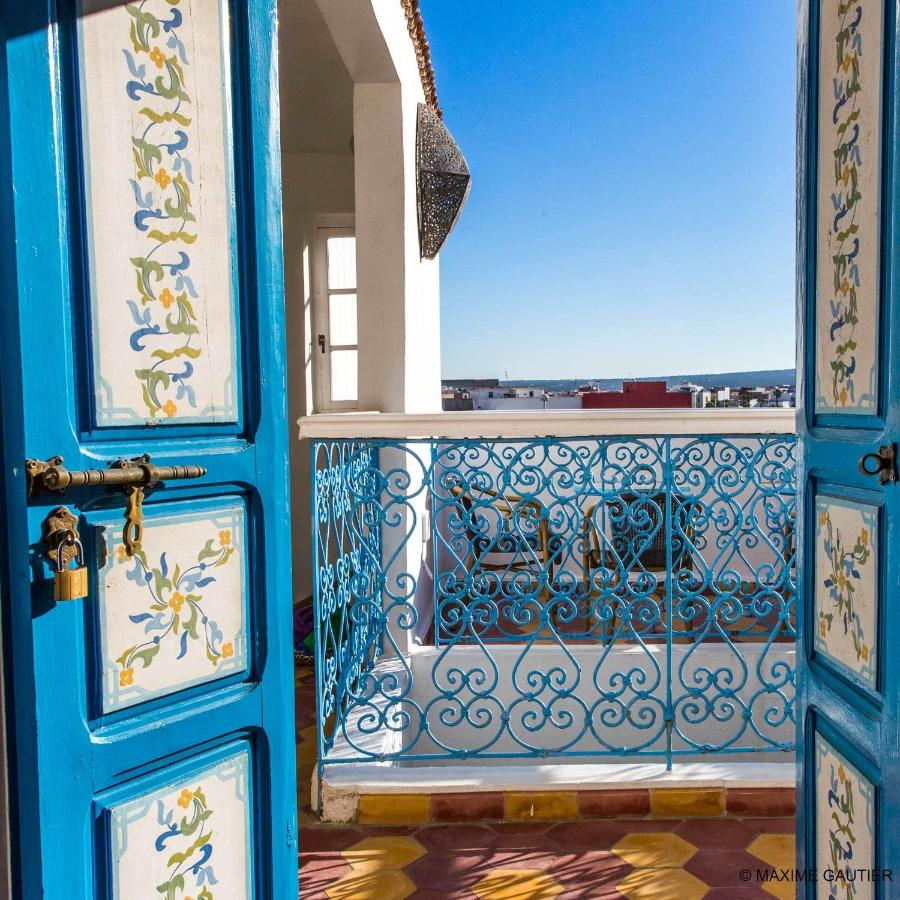 Отель  Hôtel Emeraude Essaouira