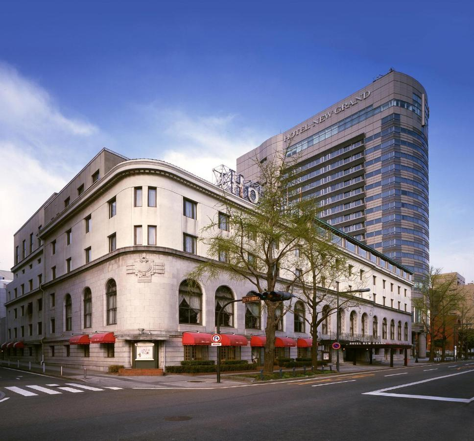 記念日におすすめのホテル・ホテルニューグランドの写真1
