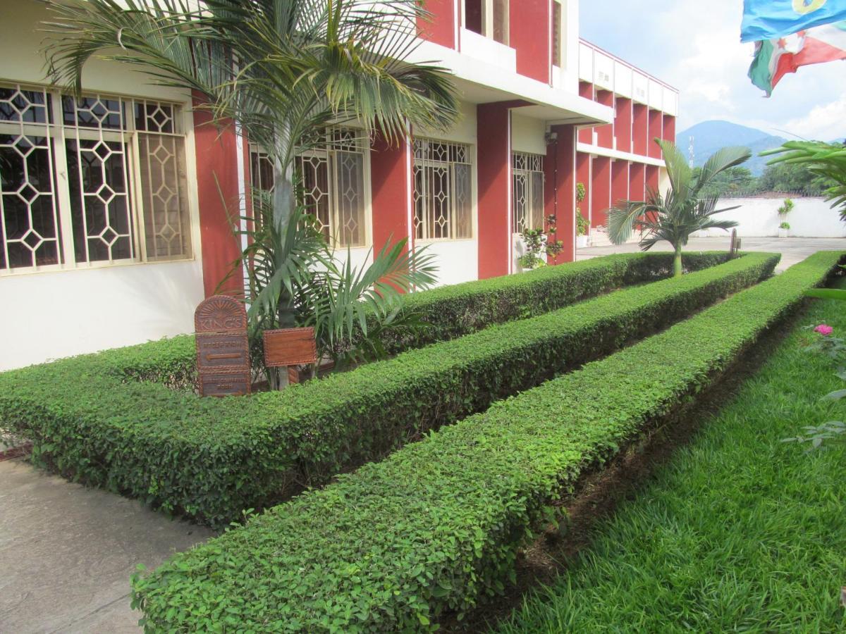 Отель Отель King's Conference Centre