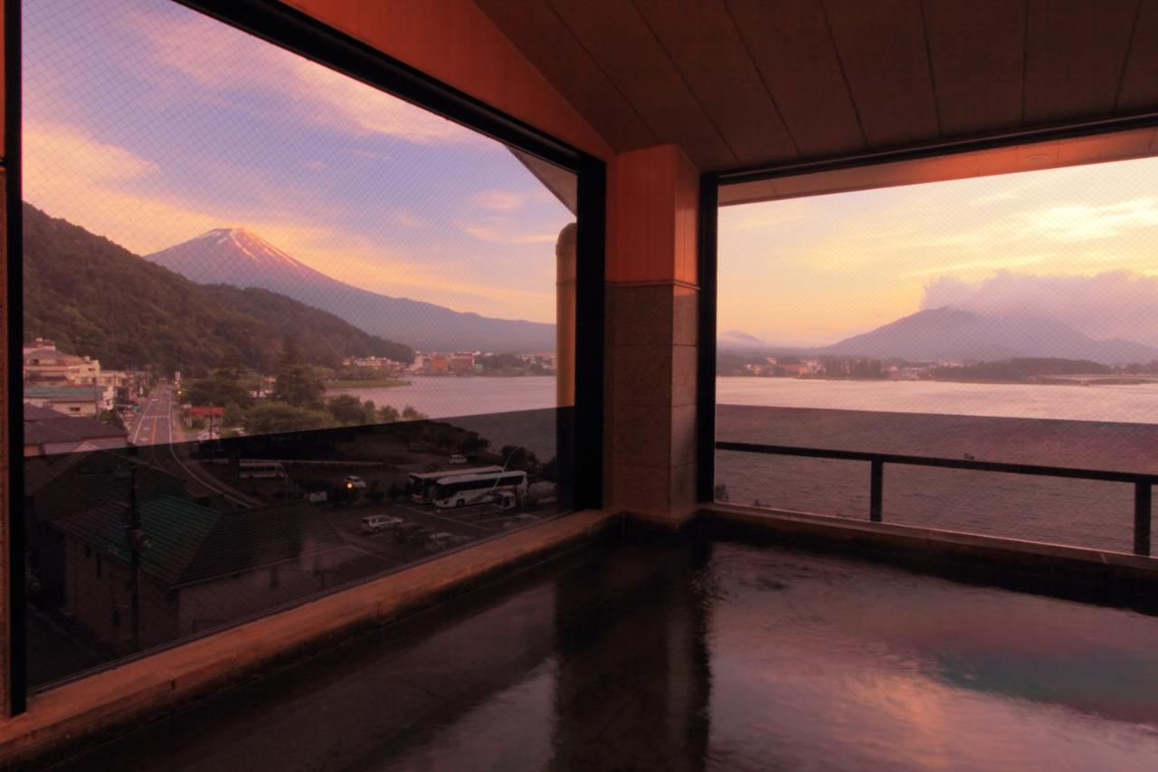記念日におすすめのレストラン・富士河口湖温泉 ホテル あさふじの写真4