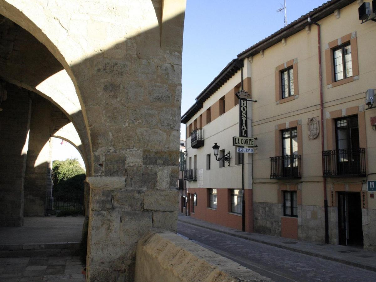 Pension Hostal La Corte (Spanje Carrión de los Condes ...