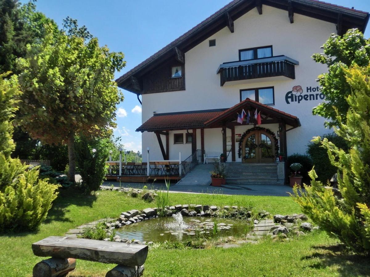 Отель  Akzent Hotel Alpenrose