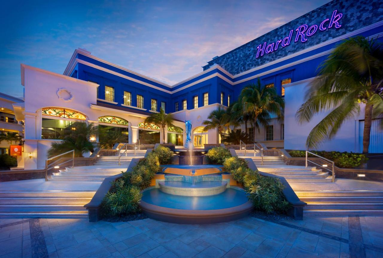 Курортный отель  Hard Rock Hotel Riviera Maya- Heaven Section (Adults Only) All Inclusive
