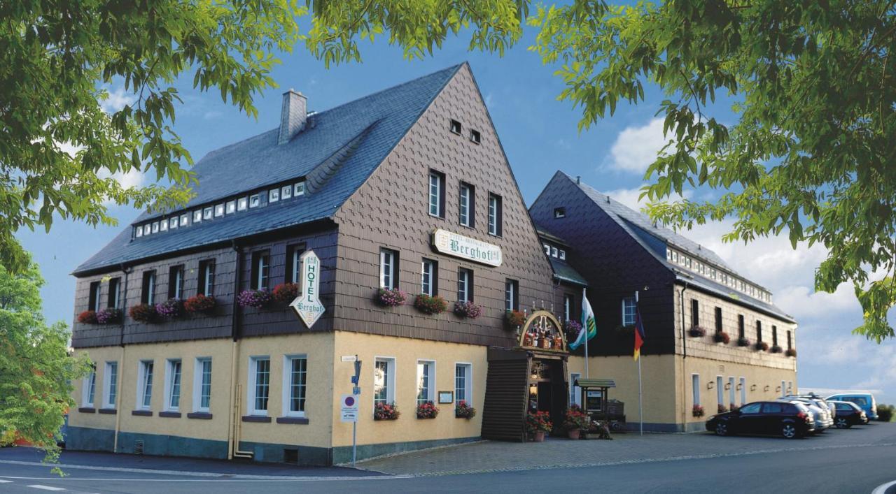 Отель  Hotel Berghof