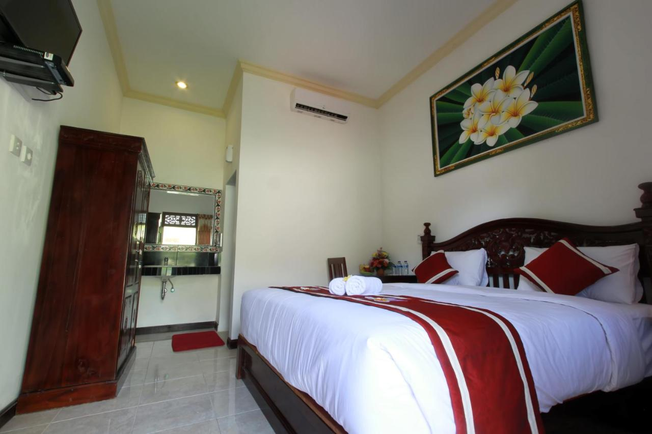 Отель типа «постель и завтрак»  Frangipani Homestay