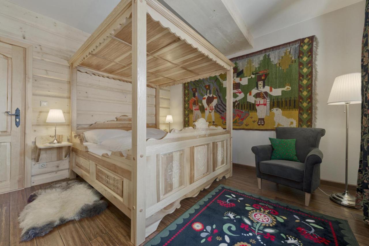 Апартаменты/квартиры  Willa Tatiana Lux