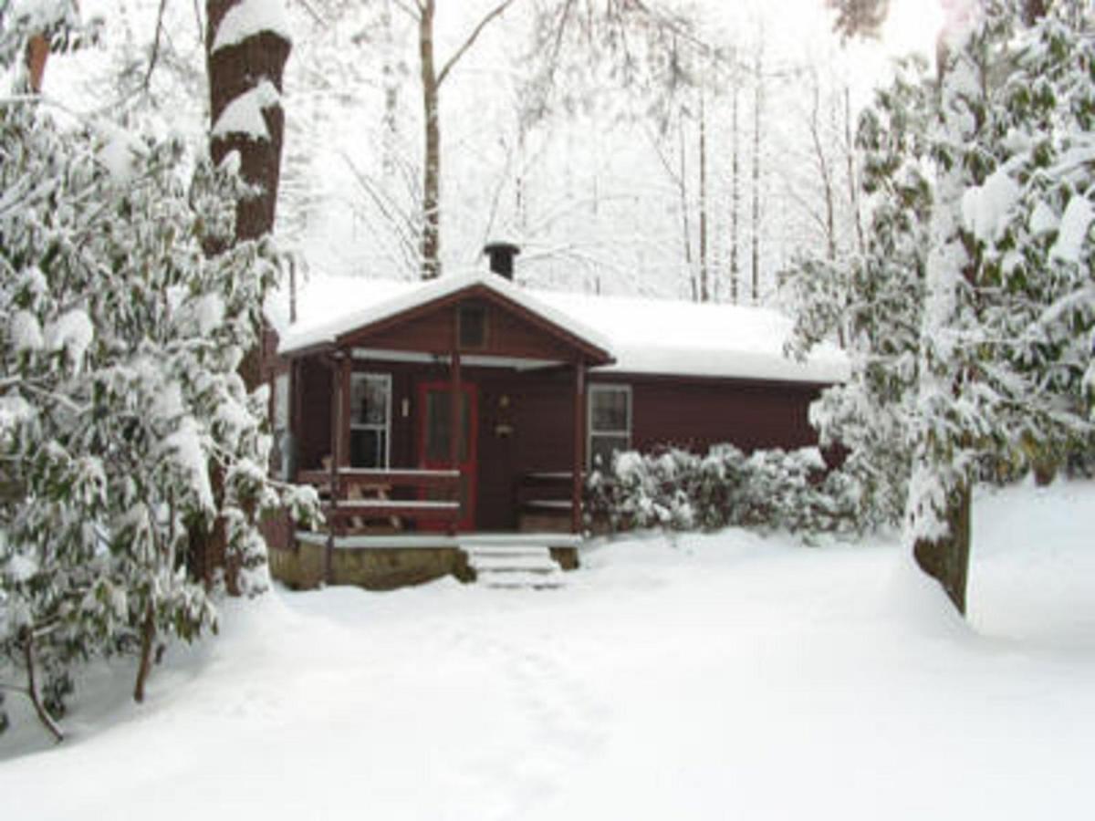 Курортный отель Cabins At Twinbrook Resort
