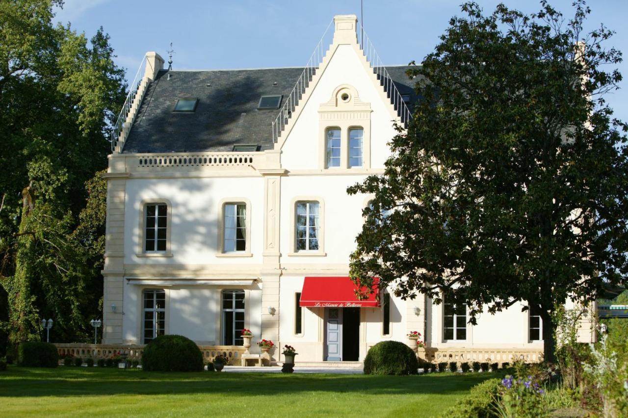 Отель  Le Manoir De Bellerive