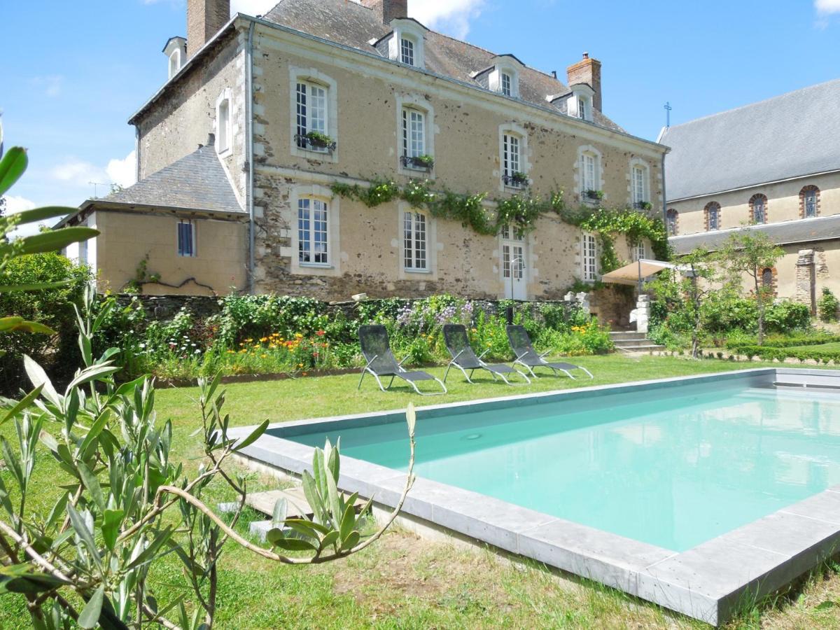 Отель типа «постель и завтрак» Le Presbytère Du Vigneau