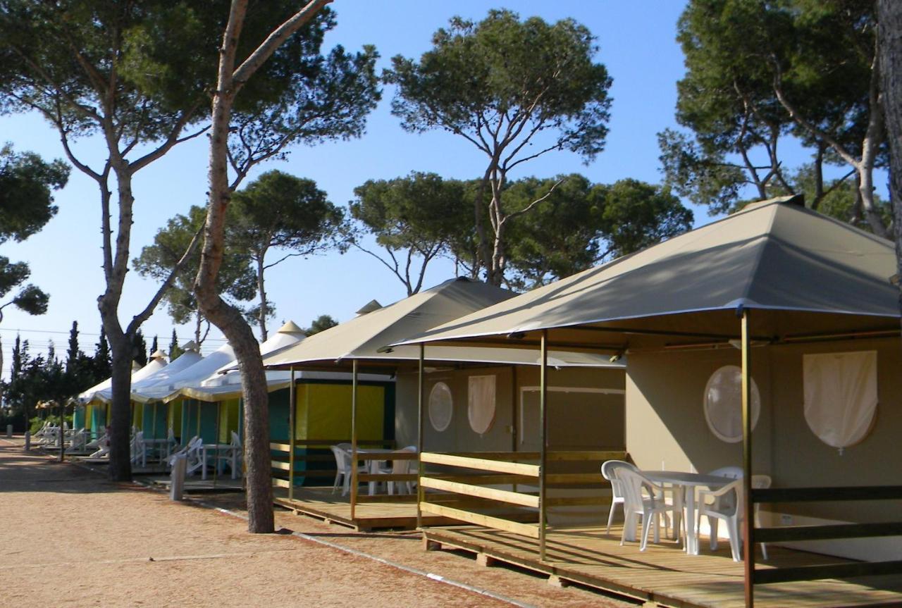 Кемпинг  Camping Relax Sol