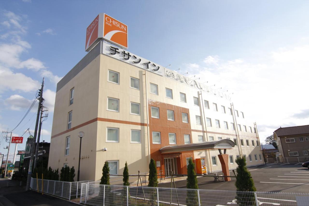 記念日におすすめのホテル・チサンイン土浦阿見の写真1